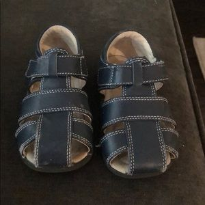 See Kai Run toddler boys sandals